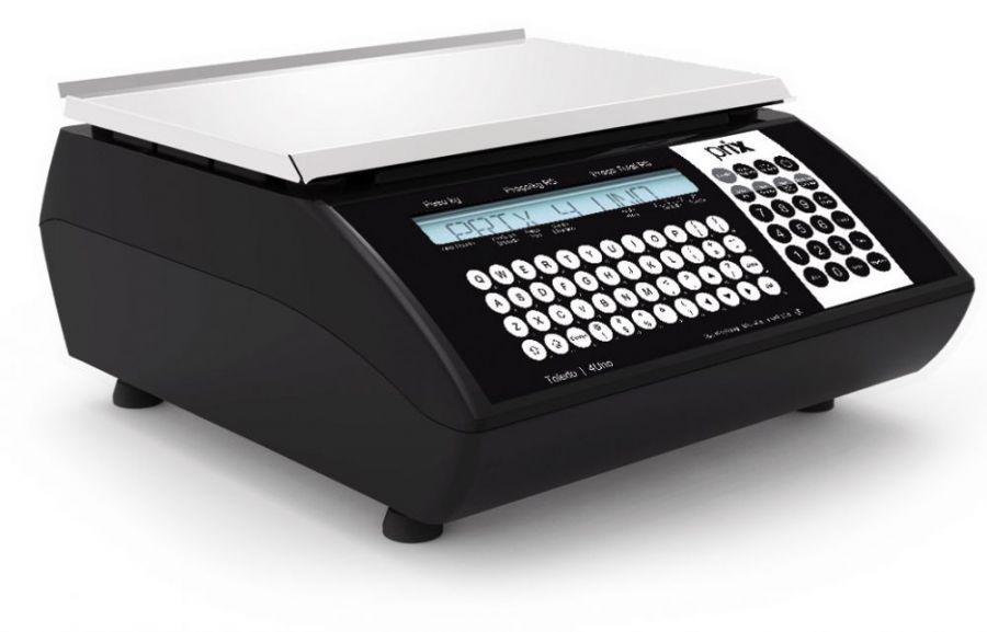 Balança Eletrônica, 15Kg Com Impressora Integrada, Toledo, Prix 4 UNO WI FI, BIVOLT