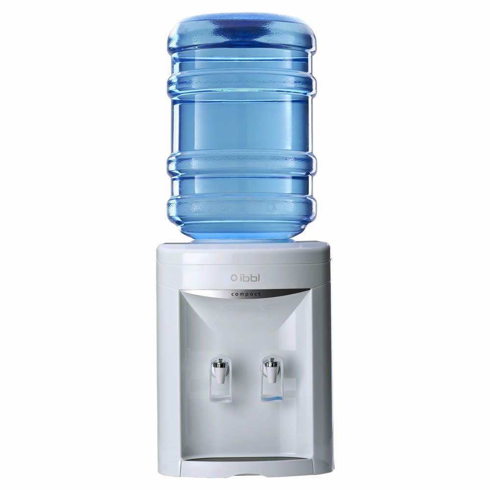 Bebedouro de Mesa, Garrafão, Compact, Branco, IBBL FN2000