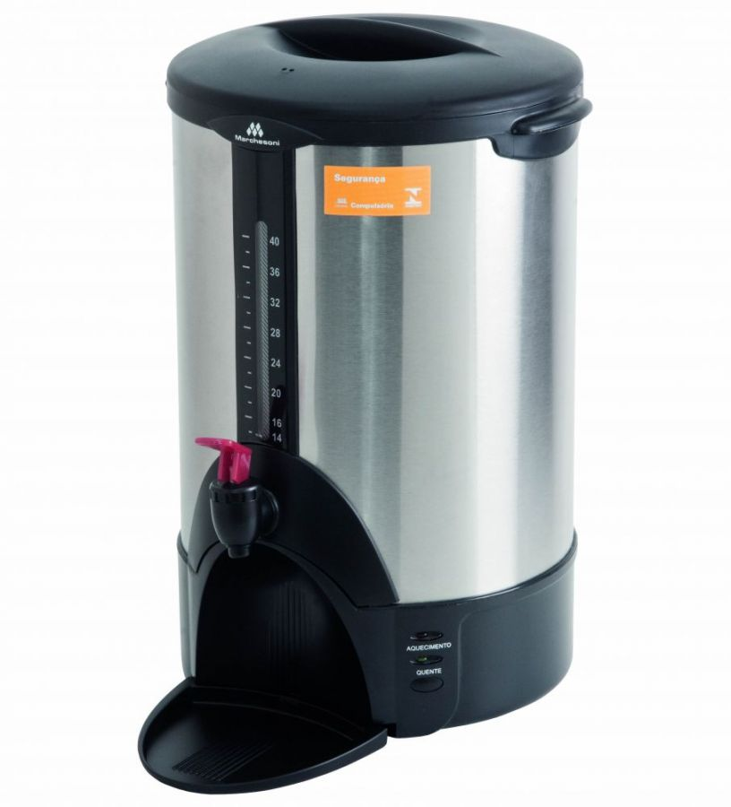 Cafeteira Elétrica Automática, 6 Litros, Marchesoni