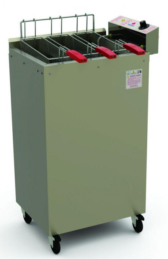 Fritadeira Elétrica Água e Óleo de Piso, 24 Litros, Progás, PR-2000 E Style, 220V