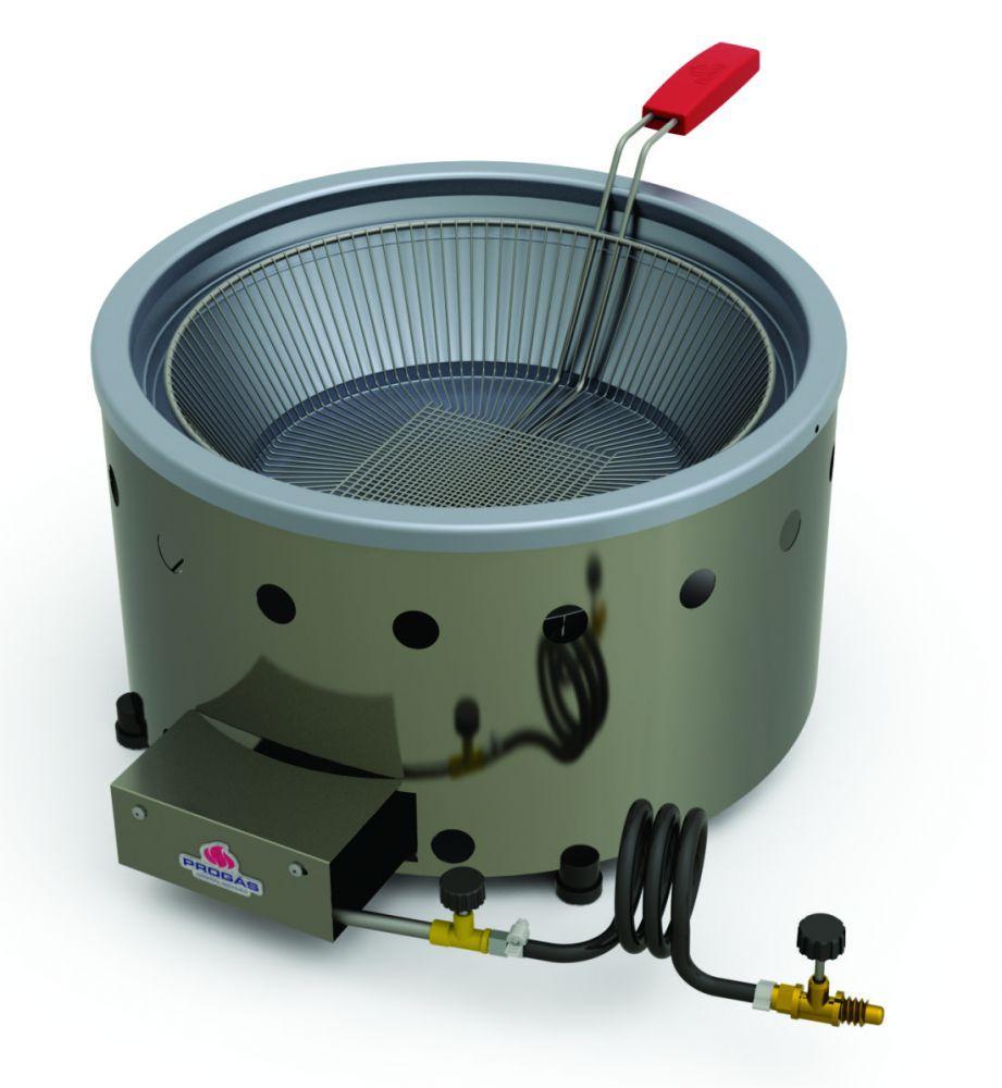 Fritadeira Tacho a Gás, Progás, 7 Litros, PR-70G