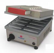 Máquina de Crepe Suíço Elétrica, Progás, PRK-12 E Style, 220V