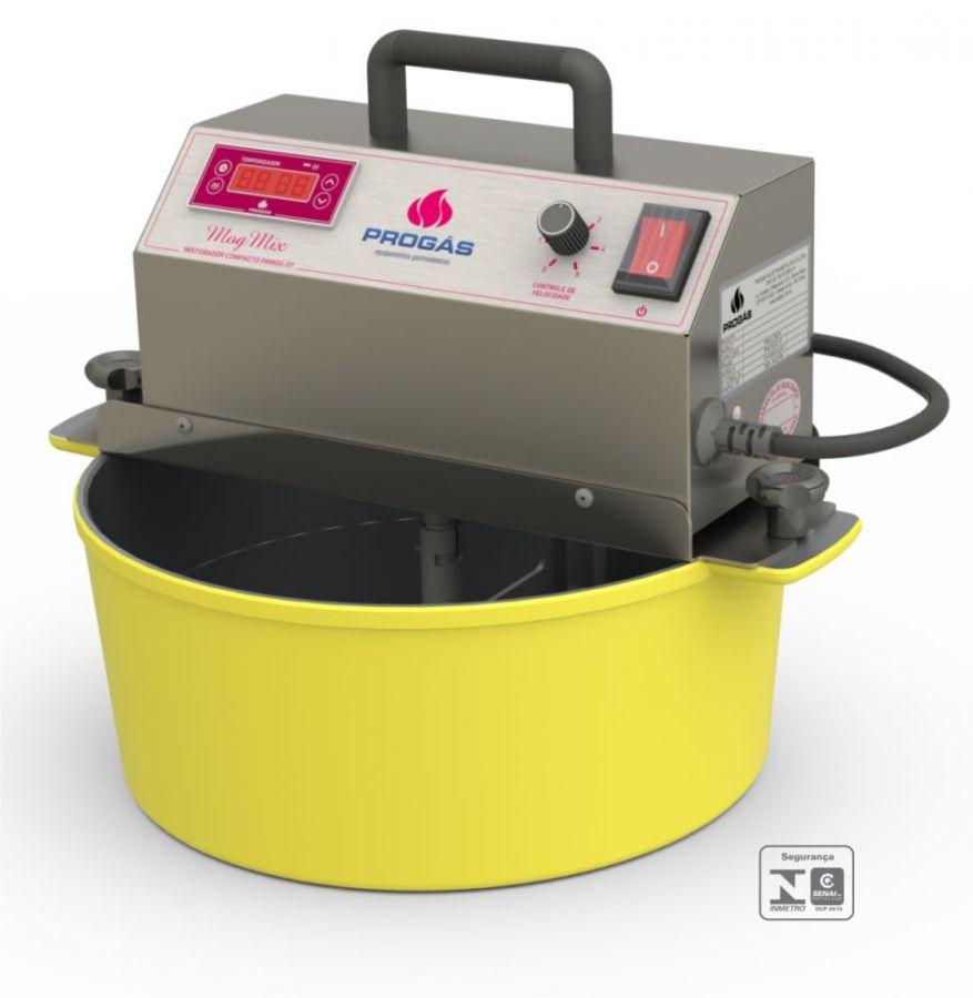 Misturador/Mexedor de Doces a Gás, 7 Litros, PRMOG-07, BIV, Progás