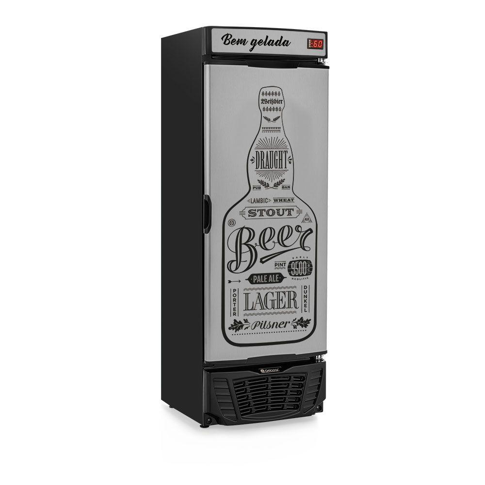 Refrigerador de Bebidas, Cervejeira, 441Lts, Gelopar, GRBA-450, 220V