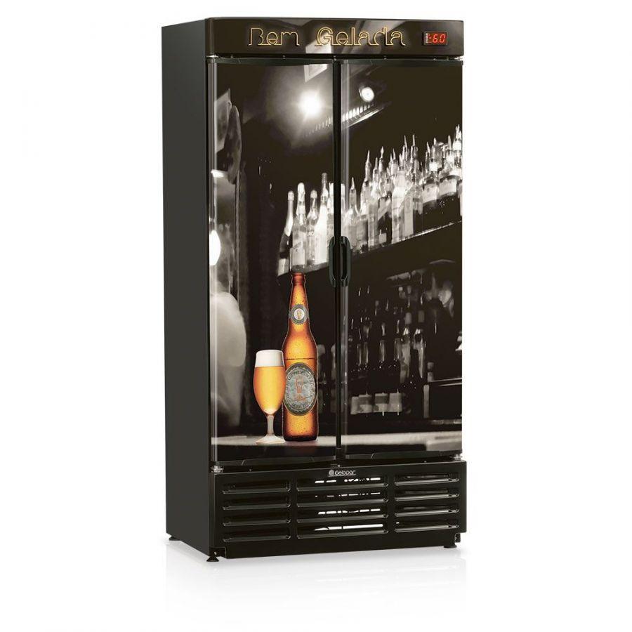 Refrigerador de Bebidas, Cervejeira, 760Lts, Gelopar, GRBA-760B 220V