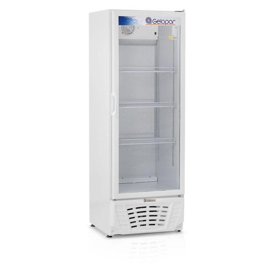Refrigerador Vertical Expositor, 414Lts, Gelopar, GPTU-40, 220V