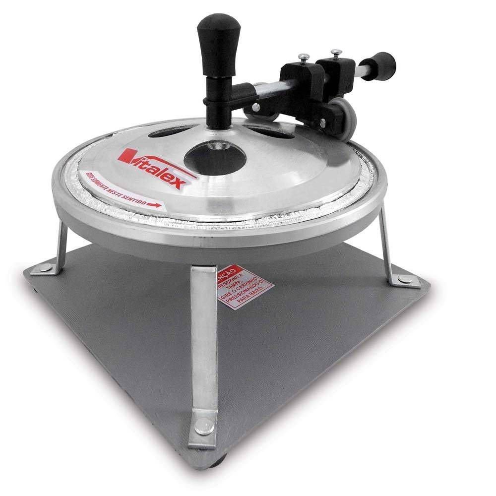 Seladora de Marmitex Classic, Alumínio Fundido, Vitalex, SMC
