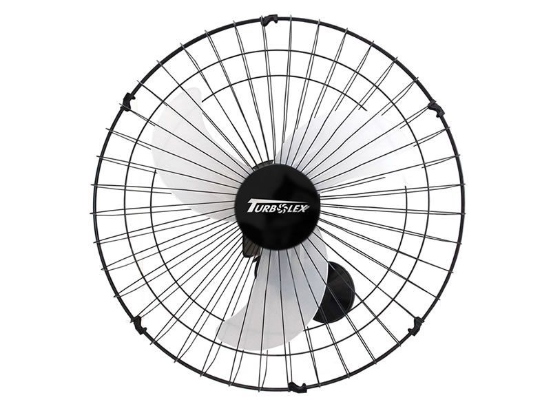 Ventilador de Parede Comercial, 60Cm, Vitalex, Preto, Bivolt
